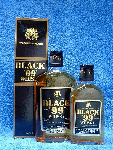 1BB12 BLACK 99 WHISKY