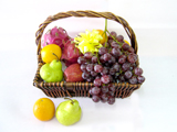 CFF08 - Multi-Vitamins Basket                seasonal imported fruits